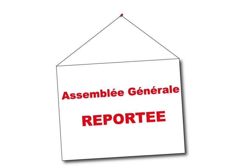 Report Assemblée Générale Elective