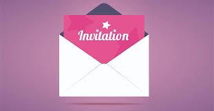 Invitation / Présidents des Clubs
